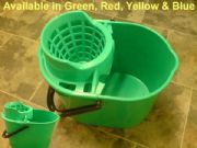 Mop Bucket Green 12 Litre